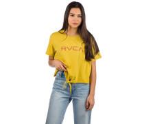 Big T-Shirt mustard