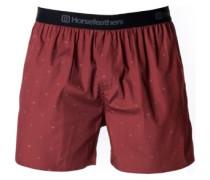 Frazier Boxershorts ruby
