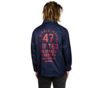 Inspire Coaches Jacket navy