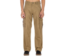 Flex Cargo Pants dark sand