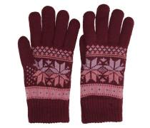 Sasha Gloves pink