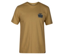 Flyby Core T-Shirt buff gold