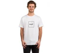 Box Logo T-Shirt white
