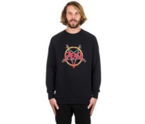 Arrows Crewneck Sweater black