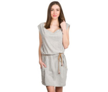 Tag Dots Dress light grey melange