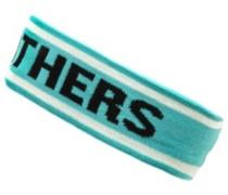 Debbie Knitted Headband pool blue