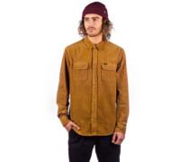 Campbell Cord Shirt LS bronze