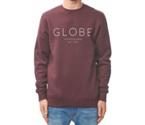 Mod IV Crew Sweater wine