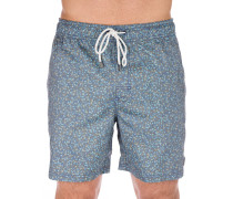Eclectic Elastic Boardshorts surplus blue