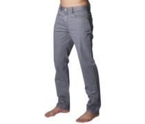 Inverted Slim Pants grey