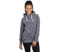 Go For The Gap Hoodie scarface melange