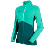 Aenergy Light Ml Fleece Jacket atoll-teal