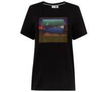 Aella T-Shirt black out