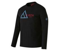 Le Mur T-Shirt LS black