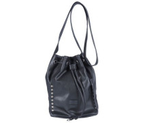 Wildflower Bucket Bag black