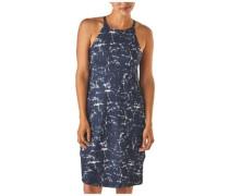 Sliding Rock Dress crackle:classic navy