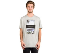 Locked In T-Shirt grey heather