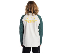 Surf Supply Co. Long Sleeve T-Shirt forest green