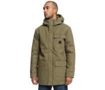 Canongate 2 Jacket burnt olive