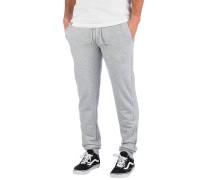 Script Jogging Pants heather grey