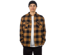 Lansdale Shirt LS brown duck