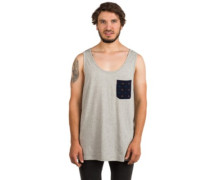 August Tank Top grey heather