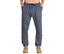Fonic Pants ombre blue heather