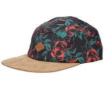 Eliza Rose 5 Panel Cap black
