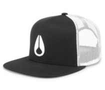 Deep Down Trucker Cap black