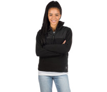 Original Half Zip Fleece Sweater black out