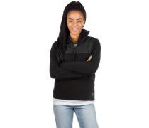 Original Half Zip Fleece Sweater black out