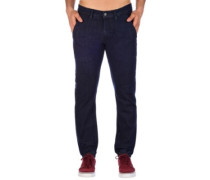 Jogger Pants dark denim