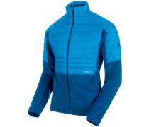 Innominata Ml Hybrid Fleece Jacket ultramarine-imperial