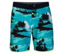 "Phantom Waikiki 18"" Boardshorts aurora green"