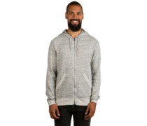 Meridian Zip Hoodie grey heather