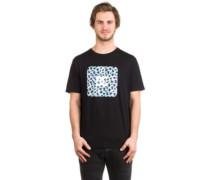 Shuffle Face T-Shirt black
