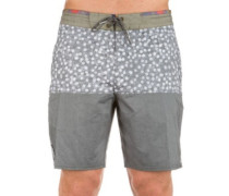 Fifty 50 LT Otis 17 Boardshorts stealth