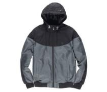 Dulcey Trail Jacket flint black htr