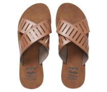 Bridge Walk Sandals Women desert brown