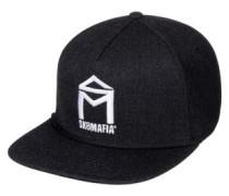Sk8Mafia Snap Cap black