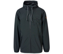 Busy Surf Day Jacket black