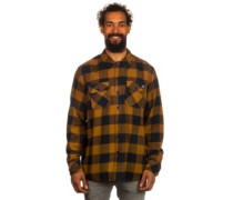 Sacramento Shirt LS brown duck
