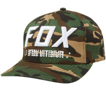 Triple Threat Flexfit Cap green camo