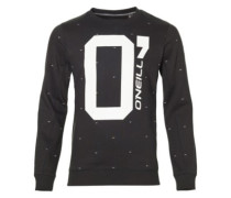 O' Sweater black aop