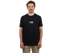 Vintage Square Root T-Shirt black