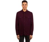 Perry Shirt LS black