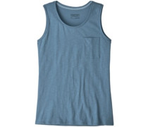 Mainstay Tank Top pigeon blue