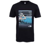 Celebration Easy T-Shirt tnf black