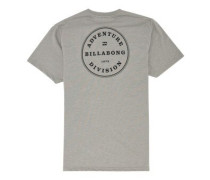 Rotor Adiv T-Shirt grey heather