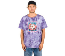 Dazey Daze T-Shirt purple wash